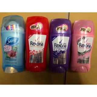 Sáp Lăn khử mùi ngăn mồ hôi thơm mát Rexona 70ml USA -DATE 2022 thumbnail