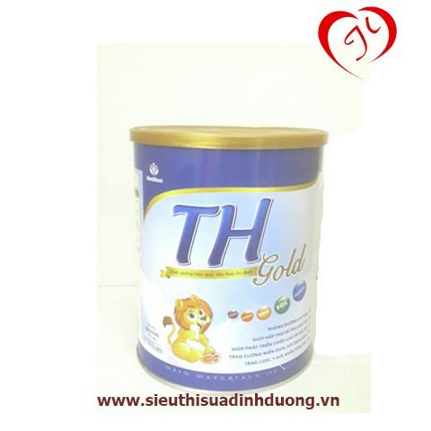 Sữa TH gold 400g
