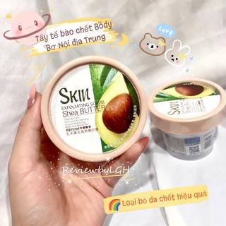 Tẩy Tế Bào Chết Body Bơ Skin Exfoliating Scrub Shea Butter 100g