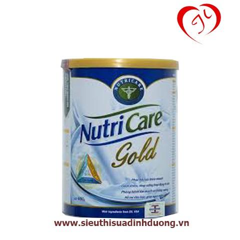 Combo 3 lon sữa Nutricare Gold 900g