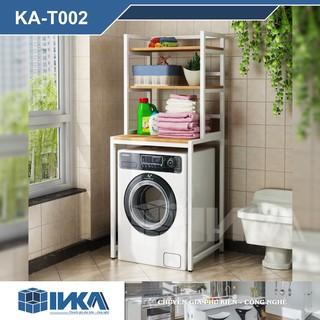 Kệ máy giặt ba tầng cửa ngang INKAA (KA_T002)