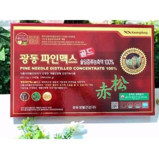 Tinh Dầu Thông Đỏ KWANGDONG Hàn Quốc chính hãng