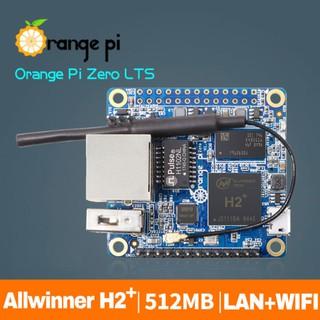 Máy tính nhúng Orange Pi Zero RAM 512MB H2 LAN WIFI phiên bản LTS thumbnail