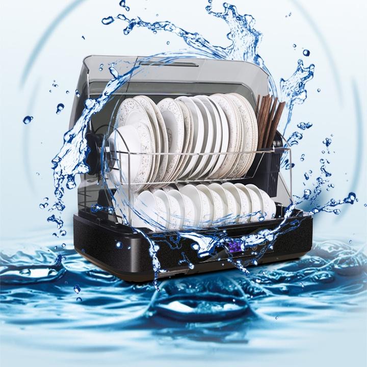Máy sấy chén bát khử trùng bằng UV cao cấp - Tủ sấy bát đĩa 2 tầng bảo hành 12 tháng - 1 đổi 1 trong 7 ngày