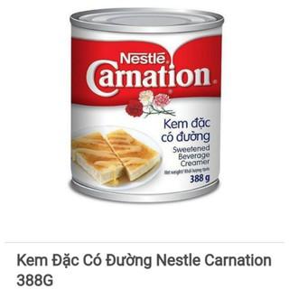 Kem đặc có đường carnation 388g