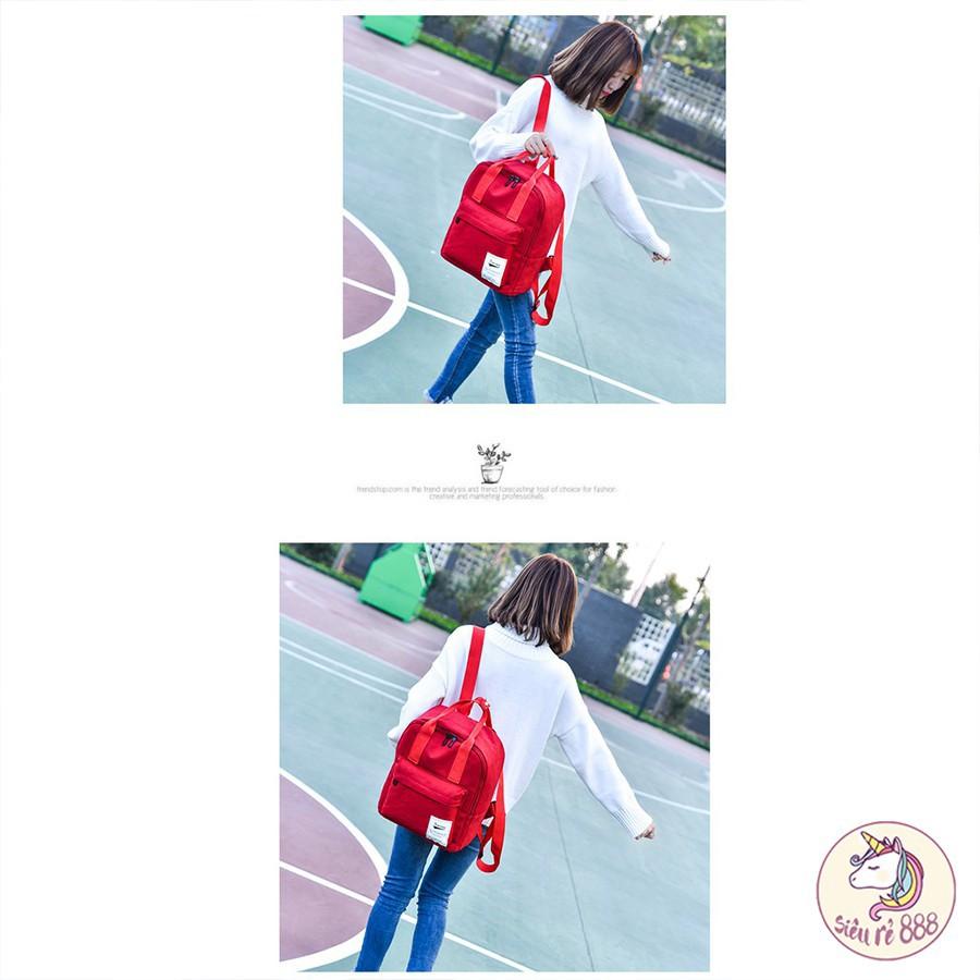 Balo vải XiXi trẻ trung, cá tính - B22