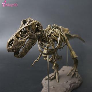 4D Assembling Dinosaur Children's Toys Skeleton Simulation Animal Model [MOP]