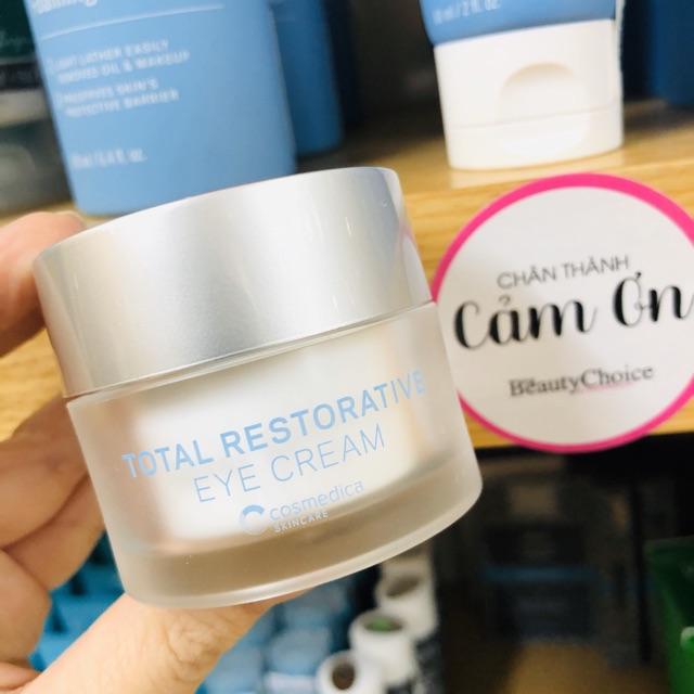 Kem Dưỡng Mắt Cosmedica Total Restorative Eye Cream (20g)
