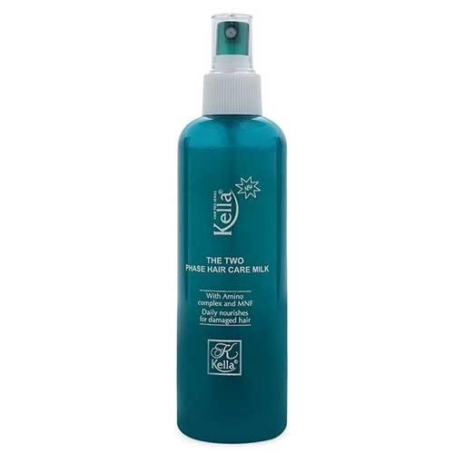 Xịt dưỡng 2 lớp cao cấp chống nhiệt cao Kella The Two Phase Hair Care Milk 250ml - 9923050 , 307791861 , 322_307791861 , 58000 , Xit-duong-2-lop-cao-cap-chong-nhiet-cao-Kella-The-Two-Phase-Hair-Care-Milk-250ml-322_307791861 , shopee.vn , Xịt dưỡng 2 lớp cao cấp chống nhiệt cao Kella The Two Phase Hair Care Milk 250ml
