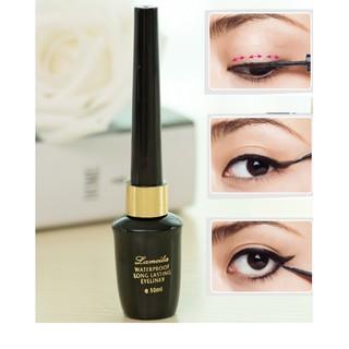 Kẻ mắt nước Waterproof Eyeliner 10ml Lameila MXx thumbnail