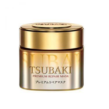Mặt nạ tóc cao cấp phục hồi hư tổn Tsubaki 180g