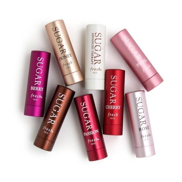 7. Son dưỡng môi tốt giá rẻ Fresh Sugar Tinted Lip Treatment SPF 15