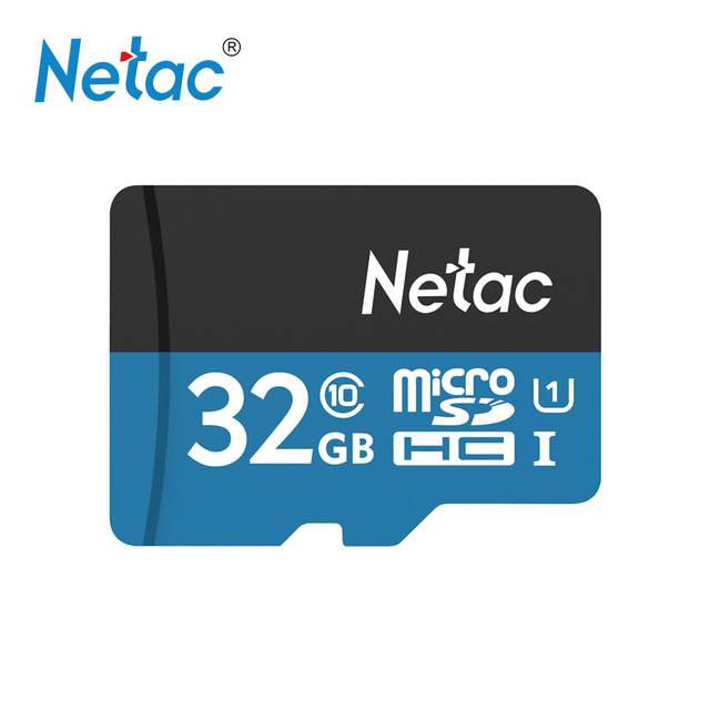Thẻ nhớ 32GB Netac giá rẻ