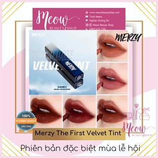 Merzy - Son Kem Lì Merzy The First Velvet Tint thumbnail