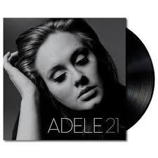 Adele - 21 (Vinyl LP) - Đĩa Than