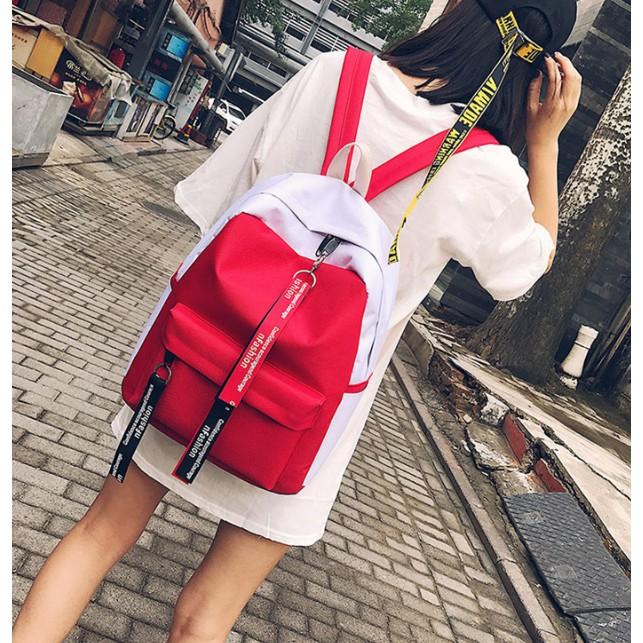 (Freeship, ảnh thật) Balo đi học 2M loại to phong cách Hàn Quốc - 3213405 , 969534683 , 322_969534683 , 145000 , Freeship-anh-that-Balo-di-hoc-2M-loai-to-phong-cach-Han-Quoc-322_969534683 , shopee.vn , (Freeship, ảnh thật) Balo đi học 2M loại to phong cách Hàn Quốc