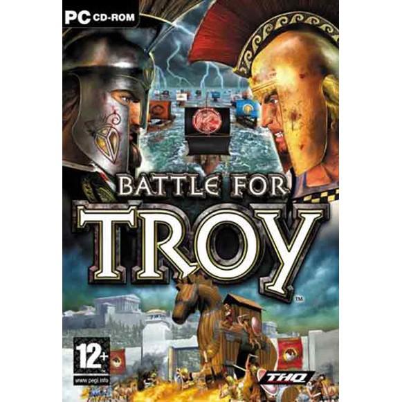 Battle For Troy - 1 CD