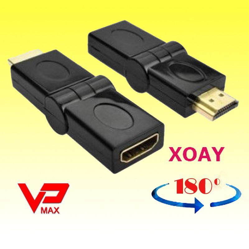 Dầu nối HDMI Xoay / Chữ L loại hàng tốt USA