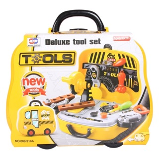 Bộ đồ chơi vali dụng cụ kỹ sư