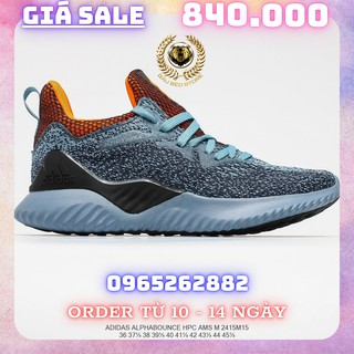 Order 1-2 Tuần + Freeship Giày Outlet Store Sneaker _Adidas AlphaBounce Beyond m MSP 2415M155 gaubeostore.shop thumbnail
