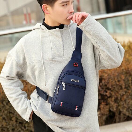 Túi đeo chéo nam nữ Unisex VARADO TC003X phong cách hàn quốc trẻ trung sành điệu