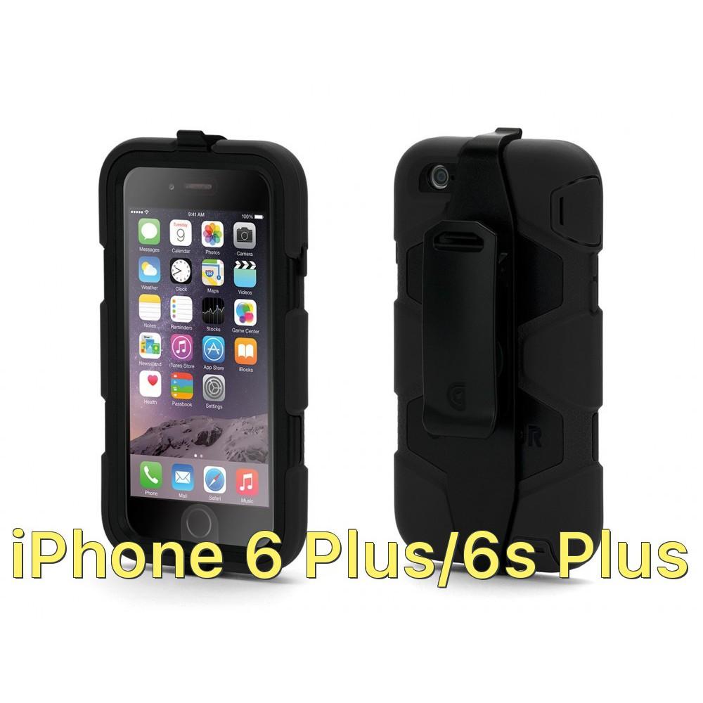 Ốp Survivor 360 chống sốc chuyên dụng cho iPhone 6 Plus /6s Plus iPhone 6 Plus / iPhone 6s Plus - 2873342 , 864641328 , 322_864641328 , 212000 , Op-Survivor-360-chong-soc-chuyen-dung-cho-iPhone-6-Plus-6s-Plus-iPhone-6-Plus--iPhone-6s-Plus-322_864641328 , shopee.vn , Ốp Survivor 360 chống sốc chuyên dụng cho iPhone 6 Plus /6s Plus iPhone 6 Plus /