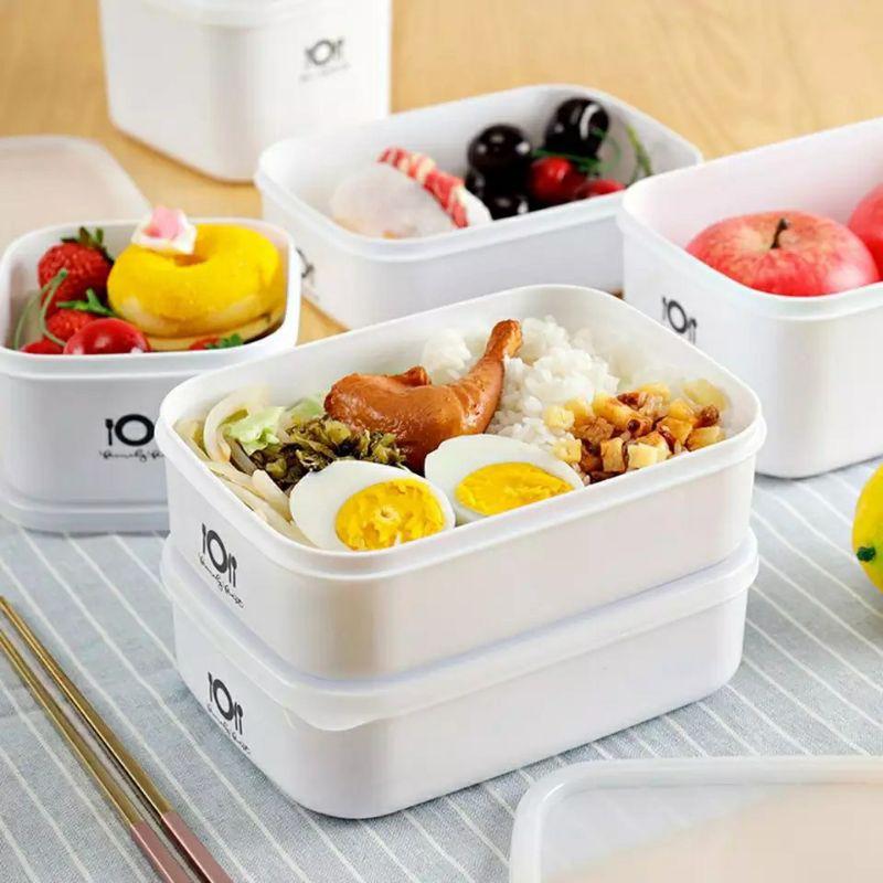 ✅ Hộp đựng thức ăn chịu nhiệt, trữ đông - Nhựa PP cao cấp, tuyệt đối AN TOÀN