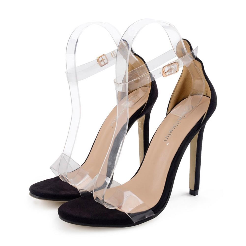 Giày cao gót mũi nhọn thời trang nữ tính
