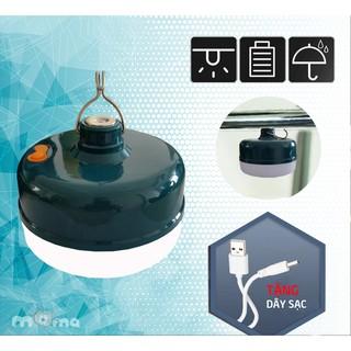 Bóng đèn LED sạc tích điện,led sạc pin ánh sáng trắng,có đế hít nam châm,móc treo kèm theo công suất 18-24-36W HL145