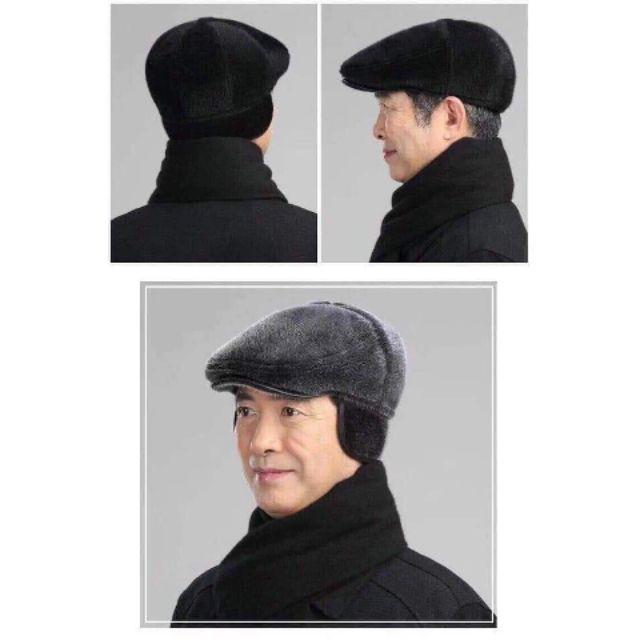 Mũ ông già và tuổi trung niên