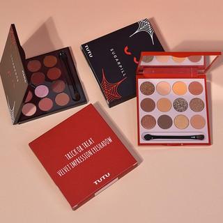 Bảng phấn mắt TUTU 12 màu Velvet Impression Eyeshadow TU5306 và Tutu Sugar Pill TU5309 thumbnail