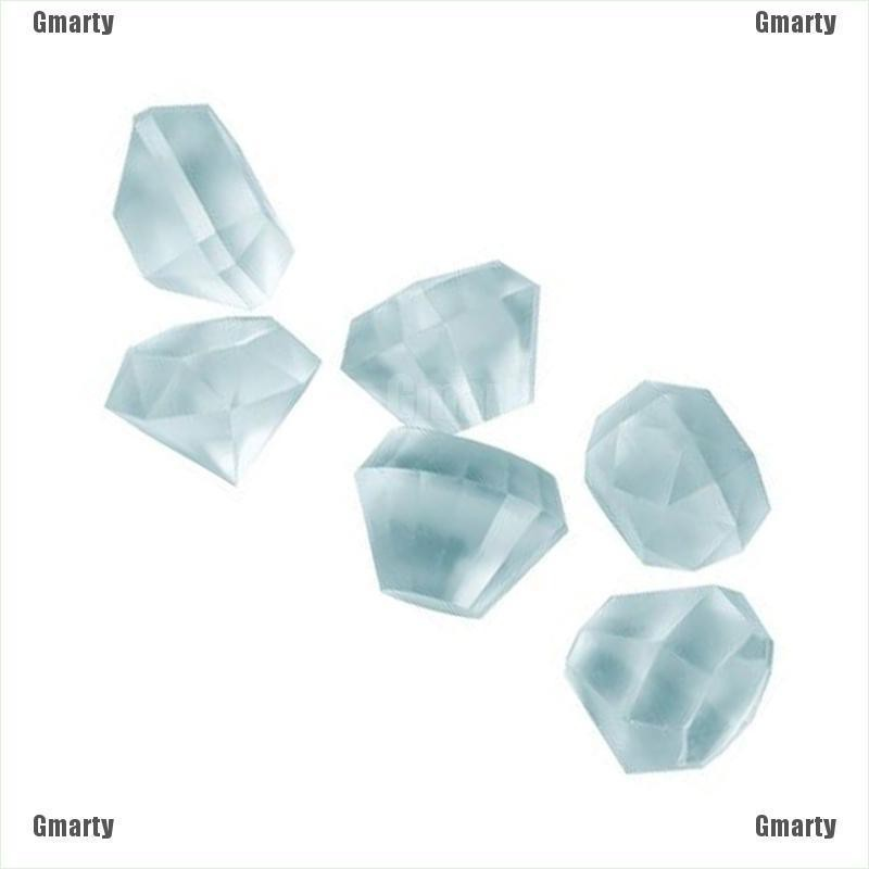Gmarty Freeze Ice Cube Jewels Diamonds Ice Tray Ice Cubes Mould Mold
