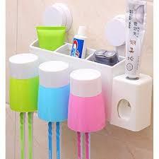 Bộ nhả kem đánh răng tự động kèm 3 cốc hút chân không - 3465141 , 790160397 , 322_790160397 , 93000 , Bo-nha-kem-danh-rang-tu-dong-kem-3-coc-hut-chan-khong-322_790160397 , shopee.vn , Bộ nhả kem đánh răng tự động kèm 3 cốc hút chân không