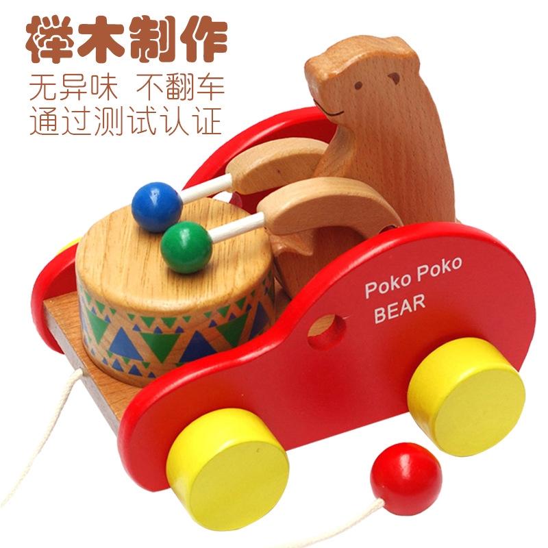 dùi đánh trống gỗ hình gấu dễ thương - 14352360 , 2416656468 , 322_2416656468 , 324700 , dui-danh-trong-go-hinh-gau-de-thuong-322_2416656468 , shopee.vn , dùi đánh trống gỗ hình gấu dễ thương