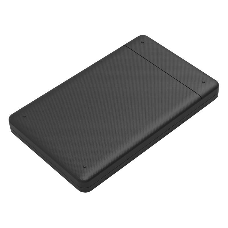 """Hộp ổ cứng 2.5"""" SSD/HDD SATA 3 USB 3.0 ORICO 2577U3-BK( ĐEN) -  Nhà Phân Phối Chính Thức"""