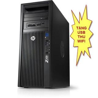 Yêu ThíchMáy trạm HP Z420 CPU 8 lõi 16 luồng ram 24gb chuyên đồ họa nặng chơi game khủng