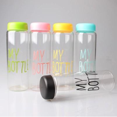 HCM - Bình nước nhựa My Bottle 500ml giá rẻ