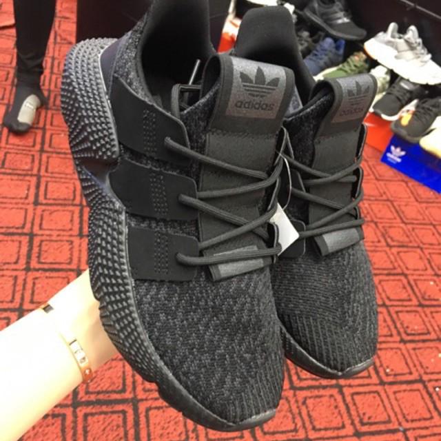 GIÀY  Thể thao Sneaker  PROPHERE đen full ( tặng móc khóa giày +ảnh thật kèm video) hàng sẵn   SaleOff247