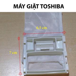 Túi lọc máy giặt TOSHIBA đời cũ, lưới lọc rác thải trong máy Toshiba 8kg