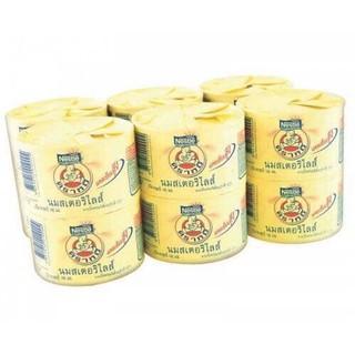 [Quà tặng] Lốc 12 lon sữa gấu Nestle Thái Lan 140ml thumbnail