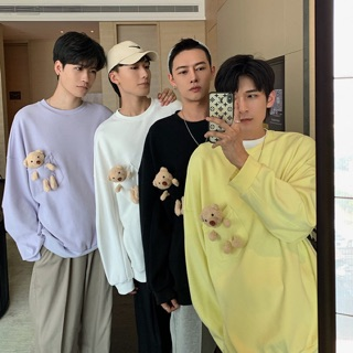 [ ORDER] _ Áo Sweeter Form rộng Unisex_ Ulzzang Style