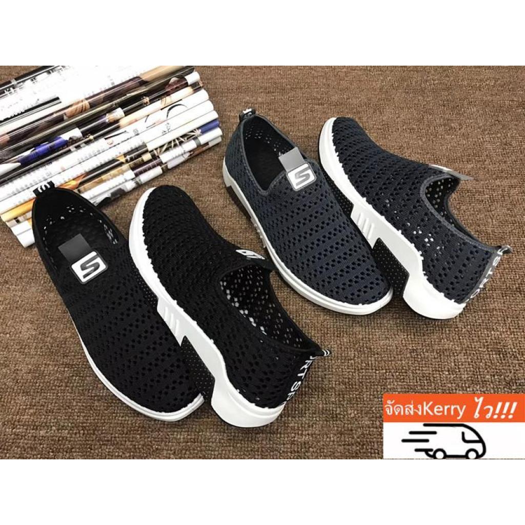รองเท้าผ้าใบผู้ชาย เพื่อสุขภาพเก๋ๆ รุ่นA67องเท้าผ้าใบผู้ชาย เพื่อสุขภาพเก๋ๆ รุ่นA67