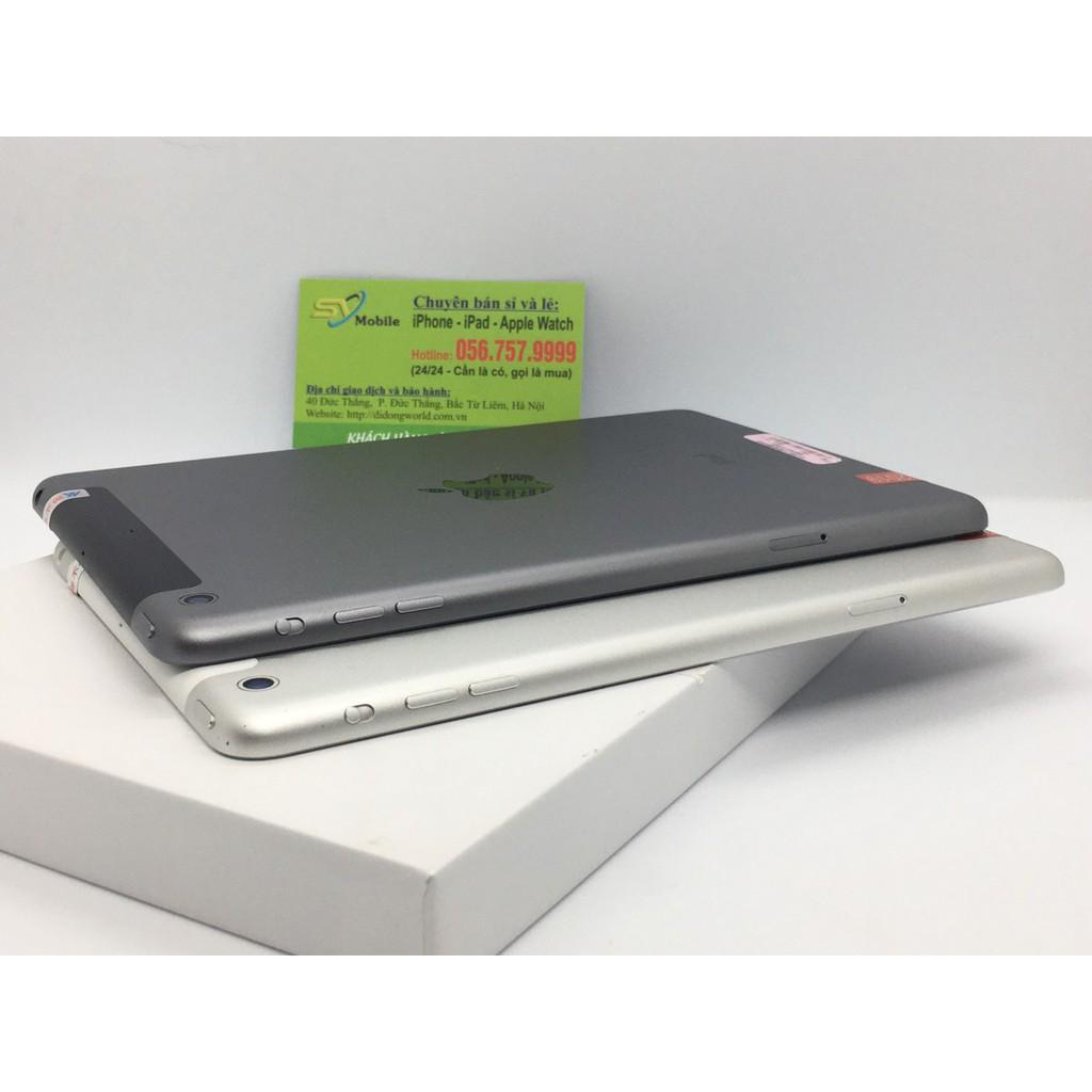 Ipad Mini 2 bộ nhớ 16G/32G/64G QUỐC TẾ chính hãng Apple, nguyên bản quốc tế, cài full ứng dụng học online