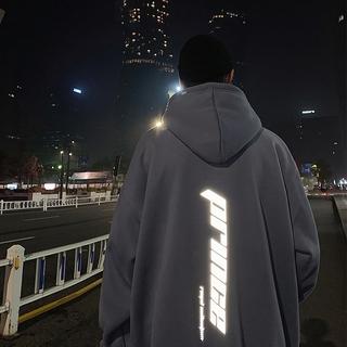 Áo Khoác Tay Dài Có Nón Thời Trang Trẻ Trung Nam Tính Kiểu Hong Kong