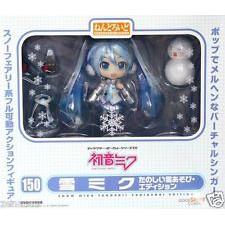 Nendoroid Snow Miku 2011.