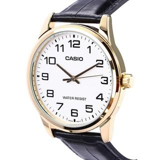 Đồng hồ nam dây da chính hãng Casio Anh Khuê MTP-V001GL-7BUDF bảo hành 18 tháng chính hãng toàn quốc thumbnail