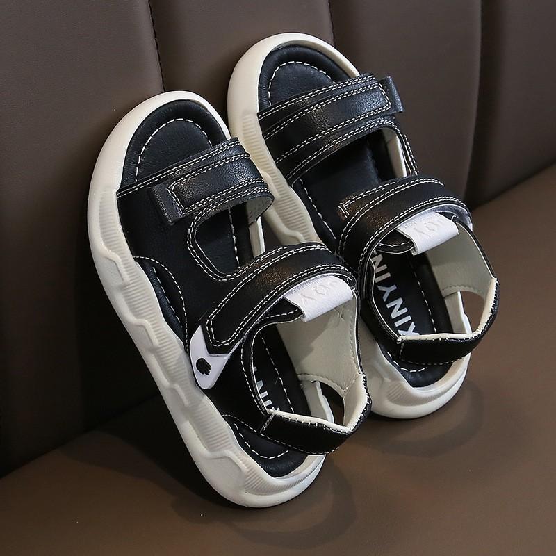 Sandal Bé Trai Bé Gái Phong Cách Thể Thao Cho Bé Từ 1-7 Tuổi Siêu Nhẹ Chống Trơn Trượt D13