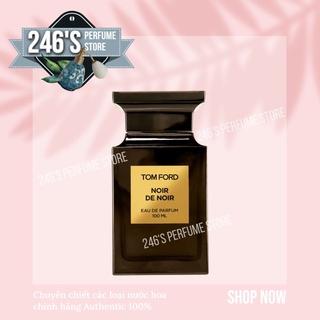 Mun Mẫu thử nước hoa Tom Ford Noir de Noir 5ml 10ml 20ml thumbnail