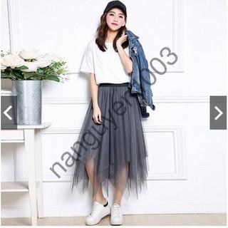 [Freeship 50k] Chân váy ren công chúa tuarua shop Na Nguyễn