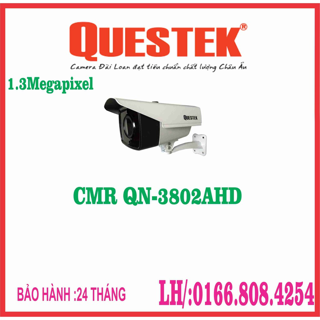 CAMERA QUAN SAT QN-3802AHD 2.0 MP